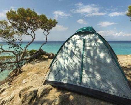 Къмпингуване край морето – всички места за отдих по Южното Черноморие СНИМКИ