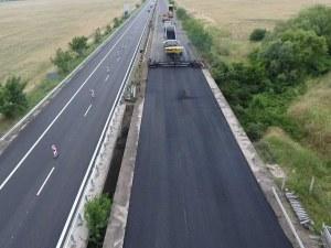 """Край на мъките! Приключва ремонтът на 22 км участък от АМ """"Тракия"""" между Пловдив и Стара Загора СНИМКИ"""