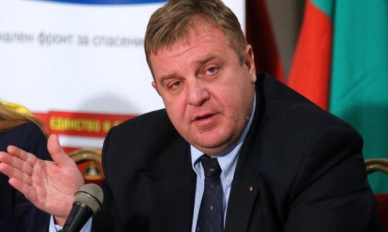 Каракачанов: Договорът за името на Македония остава под въпрос