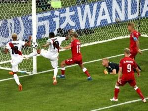 Дания излъга Перу с 1:0, южноамериканците пропуснаха дузпа