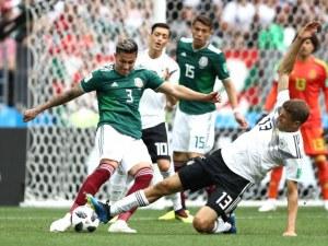 Германската машина заскърца – 1:0 за Мексико