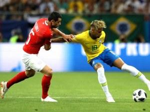 И Бразилия се издъни на старта на световното