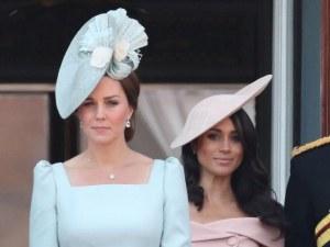 Кейт и Меган - те си приличат, но и се различават! СНИМКИ