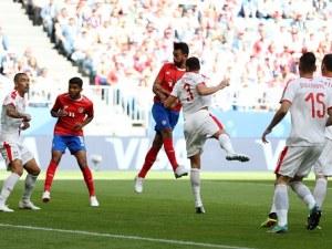 Сърбия излъга Коста Рика в двуостър мач