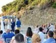"""Антония Петрова каза """"да"""" на своя любим на тайна церемония в Гърция СНИМКА"""