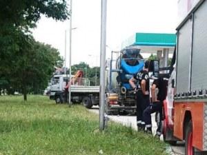 Бетоновоз прегази мъж в Бургас, загина намясто