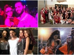 """Дара и изпълнителят на """"Кекс"""" грабнаха призове от Годишните музикални награди на """"БГ радио"""" СНИМКИ"""