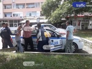 Ексклузивни кадри от зрелищния арест на войняговския кмет ВИДЕО