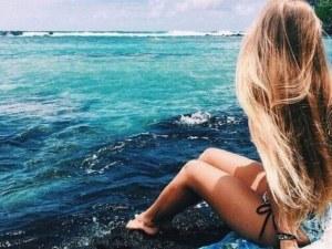 Как да предпазите косата си, докато сте на море?