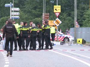 Камионетка се блъсна в пешеходци в Холандия, един човек е загинал