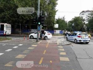 Катастрофа в Кючука! Блъснаха жена на пешеходна пътека СНИМКИ и ВИДЕО