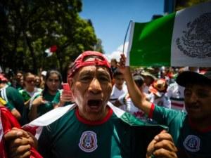 Невиждана радост! Мексиканците предизвикаха земетресение след победата