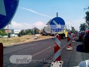 Пловдив се превръща в строителна площадка! Стартират мащабни ремонти на улици и булеварди