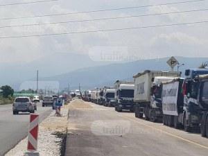 Пловдивски превозвачи блокират Брюксел, ако не получат подкрепа от Европарламента