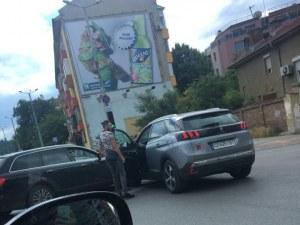 Още две катастрофи в Пловдив, този път в Кършияка