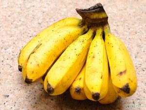Знаете ли какво означават тъмните петна по кората на бананите?