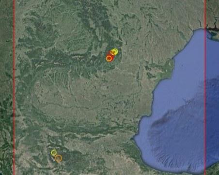 Земетресение разлюля Румъния тази нощ