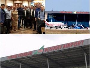 Китайците поискаха отсрочка за договора за Летище Пловдив