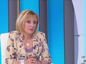 Мая Манолова: Помогнете на майките и подавам оставка, за да сте спокойни!