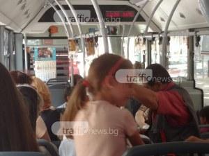 Обрат! Свидетелка на екшъна в пловдивски автобус: Кондукторът е виновен, никой не го е бутал СНИМКИ