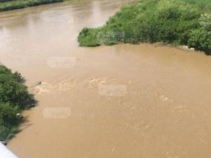 Отчетоха замърсяване в няколко реки край Пловдив