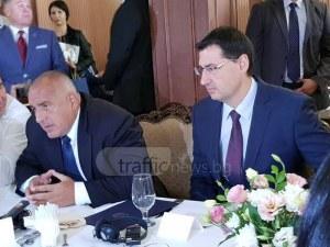 Премиерът Борисов: Като карате по Цариградско и влизате в Пловдив, трафикът е един и същ
