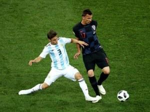 Шок! Хърватия нокаутира безобразни Меси и Аржентина с 3:0!