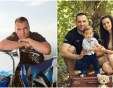 Млад баща от Пловдив има нужда от помощ, за да живее СНИМКИ