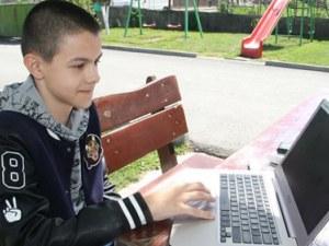 12-годишно момче от доспатско село впечатли Гугъл