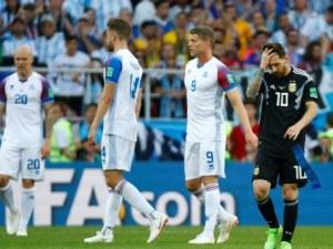 Исландия и Нигерия решават съдбата на Аржентина днес