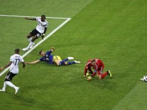Германия си е Германия! Възкръсна в 95-та минута!
