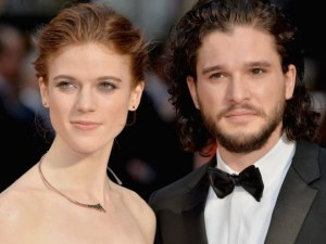 """Любовници от """"Игра на тронове"""" сключват брак в живота"""