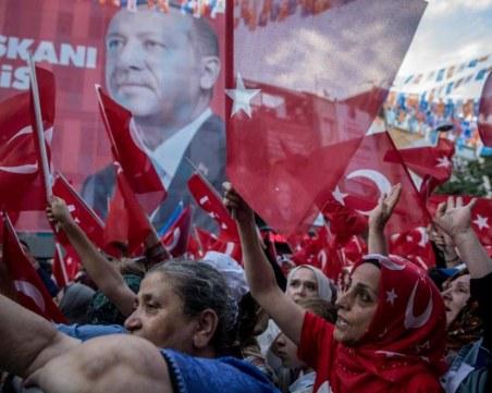 Важни избори в Турция днес - петима срещу Ердоган