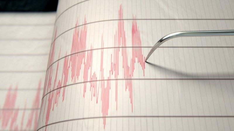 Силно земетресение разтресе Гърция