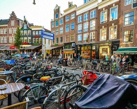 От Лондон до Амстердам на две гуми - едно ново преживяване