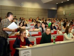 5 човека се борят за 1 място в най-желаните специалности на МУ-Пловдив