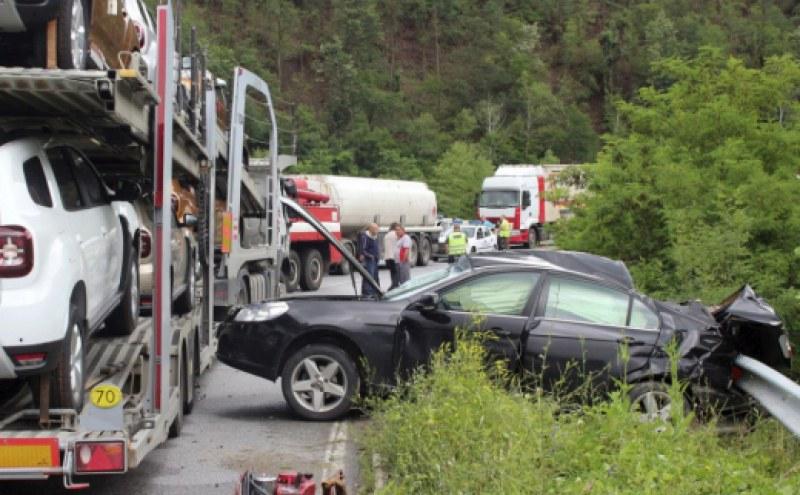 Пловдивчанин загина при жестокото меле на Хаинбоаз СНИМКИ