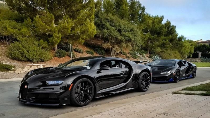 Българин си купи кола за 5 милиона лева! Вижте кой е! СНИМКА