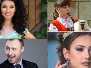Под мощните звуци на кабагайда и дефиле в тоалети с етномотиви стартира конкурса Кралица на Бургас
