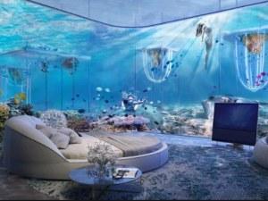 Фантастично: Най-красивите хотели на морското дъно