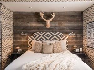 Преобразете спалнята си в стил рустик СНИМКИ
