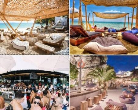Най-луксозните гръцки бийч барове само на 300 км от Пловдив