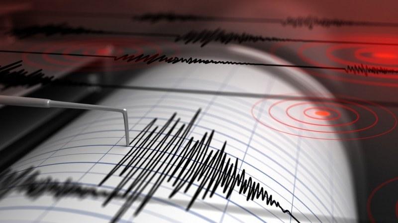 Земетресение край Пловдив бе регистрирано тази сутрин