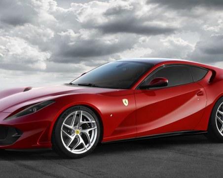 В България има повече Ferrari-та отколкото Tesla