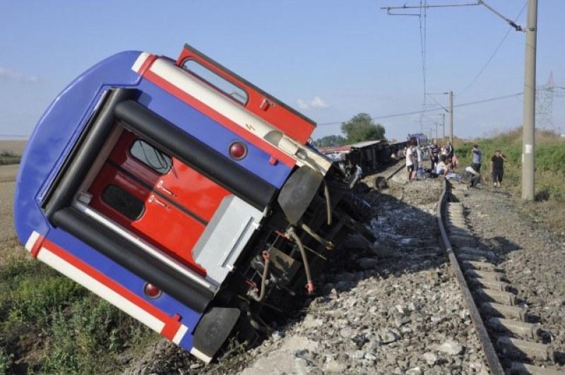 73 души са ранени при тежката влакова катастрофа в Турция ВИДЕО и СНИМКИ