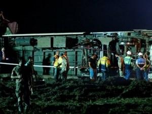 Бебе с българско и турско гражданство е загинало във влаковата катастрофа в Турция