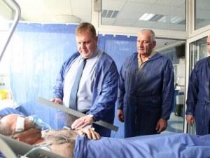 Изписаха от болницата оцелелия при авиокатастрофата в Крумово борден техник