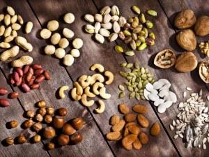 6 ядки и семена, които може да ядете всеки ден