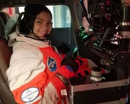 17-годишно момиче може да бъде първият човек, стъпил на Марс
