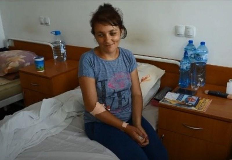 Кардиолози спасиха  29-годишна майка на рождения ден на детето й